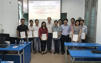 MOC involved in offshore Oil&Gas in RS Vietnam