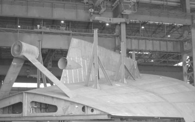 Marine Fabrication Department Development