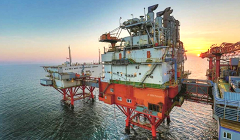 Rig Services – Offshore Fire Protection System